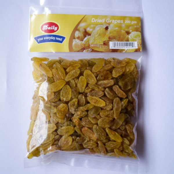 Dried Grapes Kicmic