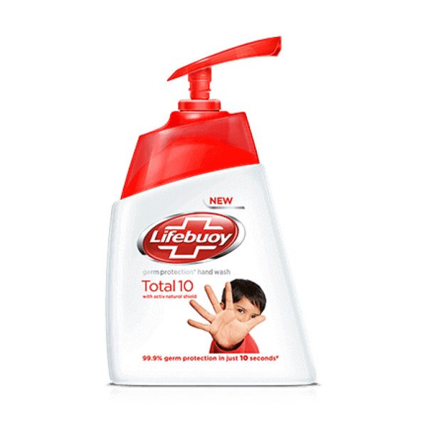 Lifebuoy Liquid Hand Wash Total Kajal 200ml