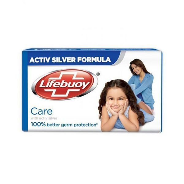 Lifebuoy Skin Cleansing Bar Care ,150 gm
